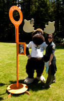The CRD Parks Moose visits Earth