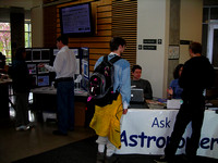 Ask an Astronomer table