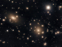 Abell 1656 - the Coma Cluster