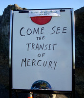Transit of Mercury Sign