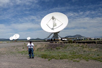 Chris Gainor at Very Large Array