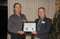Volunteer Appreciation - Garry Sedun (FETTU)