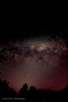 Southeren Milky Way