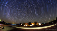 John's Star trails