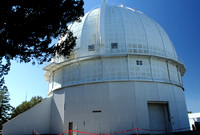 Dome of the Hooker Telescope