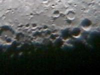 Lunar X feature