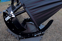 "Miles Waite's home-built ultra portable 14"" Dobsonian"