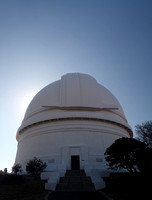 Hale Telescope Dome