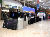 FETTU Exhibit at the Mayfair Mall October 2009