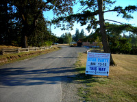 Entrance to Star Party Site