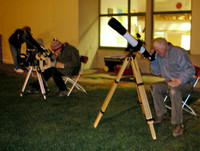 Outdoor observing