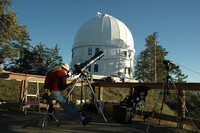 Observing from the Observatory