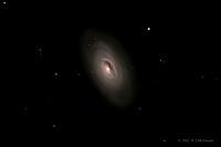 M64 - Blackeye Galaxy