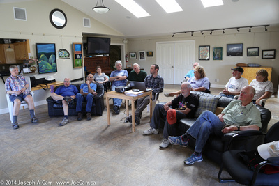 RASC Victoria Centre: RASCals Star Party 2014 &emdash; Charles' workshop on how to photograph satellites