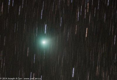 RASC Victoria Centre: Joe Carr &emdash; Comet Jacques (C/2014 E2)