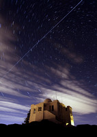 The ISS Over Gonzales Observatory