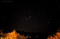 Orion Rising in NZ