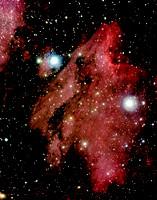 Pelican Nebula, IC5070