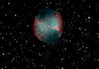 M27, The Dumbbel Nebula